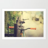 The Most Important Day O… Art Print