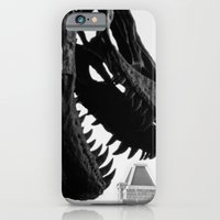 iPhone Cases featuring Angry About Extinction  by Twinkle And Click
