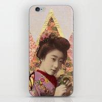Orient iPhone & iPod Skin