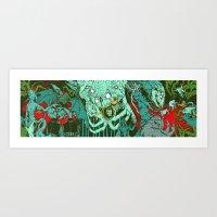 Sanctuary (Pt. 2) Art Print