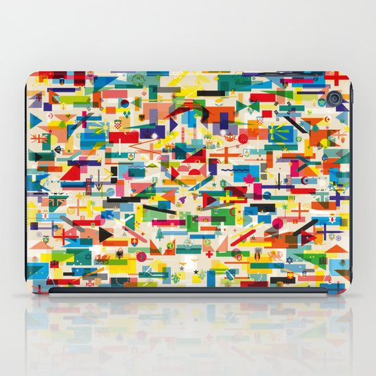 Olympic Village iPad Case
