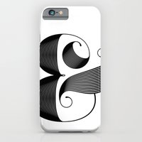 iPhone Cases featuring Ampersand by Jude Landry