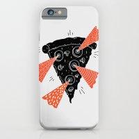 Lazer Pizza iPhone 6 Slim Case