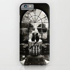 Room Skull B&W iPhone 6 Slim Case