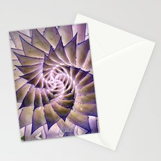 Round and Round. Stationery Cards