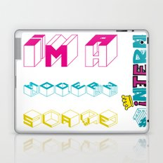 MODERN SLAVE #intern Laptop & iPad Skin