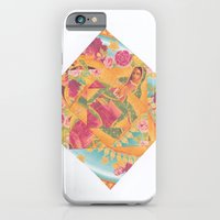 iPhone & iPod Case featuring Our Lady Of Guadalupe by NikkiMaths