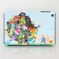Adventure Time - Land Of… iPad Case