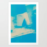 Container Art Print