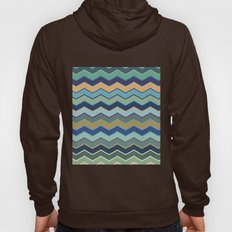Colorful Wave II Hoody