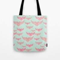 FINALLY! Whales are free from persecution! Tote Bag