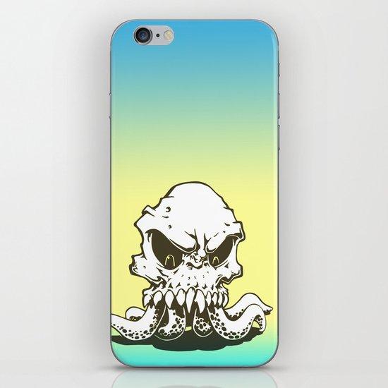 Squiddy iPhone & iPod Skin
