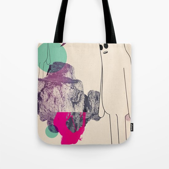 spy_lungone Tote Bag
