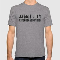 Beyond Imagination: Mill… Mens Fitted Tee Athletic Grey SMALL