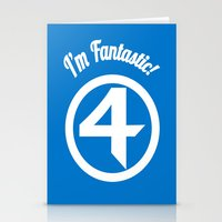 I'm Fantastic! Stationery Cards