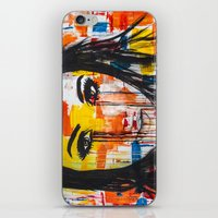The unseen emotions of her innocence iPhone & iPod Skin