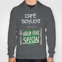 Soylent Cafe's Green Plate Special Hoody
