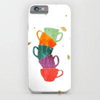 Teacup Madness 3 iPhone 6 Slim Case