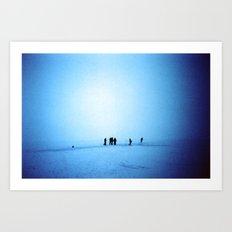 Winterwonderland III Art Print