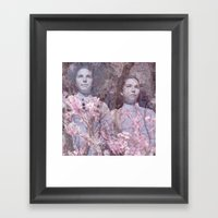 The Still 01 Framed Art Print