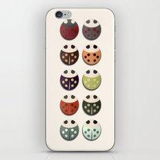 Ladies and... iPhone & iPod Skin