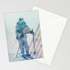 Husky Exploration Stationery Cards
