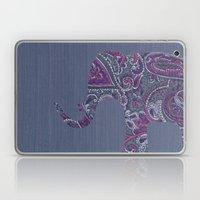 Paisley Elephant Laptop & iPad Skin