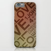 iPhone & iPod Case featuring L O V E {II} by LiveLetLive Photography