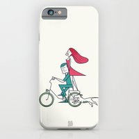 Faster than the wind iPhone 6 Slim Case