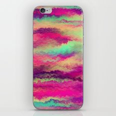 Painted Rainbows 6 iPhone & iPod Skin