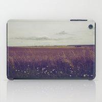 Autumn Field III iPad Case