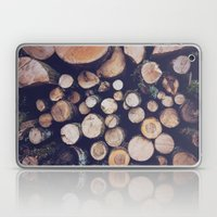 firewood no. 1 Laptop & iPad Skin