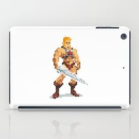 By The Power Of 8-Bit iPad Case