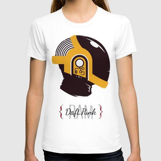 Daft Punk - RAM (Guy-Manuel) T-shirt