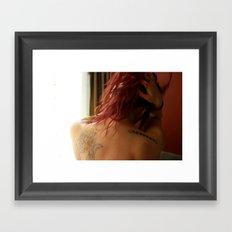 nocturne. Framed Art Print