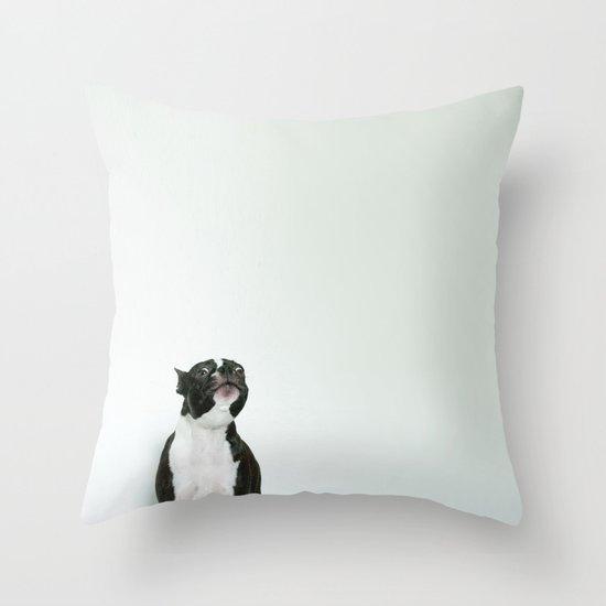 The Howler Throw Pillow