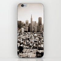 The View from Coit iPhone & iPod Skin