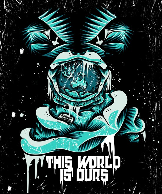 This World is ours Art Print