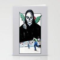 Black Xmas: The Final Ba… Stationery Cards