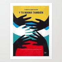 No468 My Y Tu Mama Tambi… Art Print