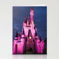 Happiest place on earth  Stationery Cards