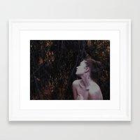 Winter's Bone Framed Art Print