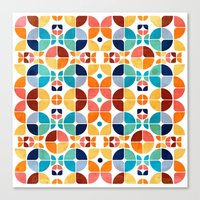 2015 Pattern Collection:… Canvas Print