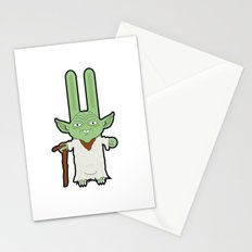 Sr. Trolo / yoda Stationery Cards