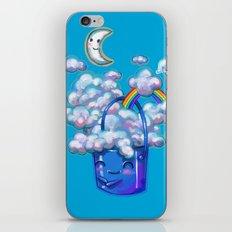 Bucket of Dreams iPhone & iPod Skin