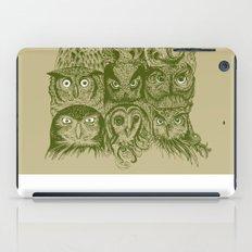 Wisdom to the Nines iPad Case