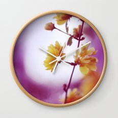 May. Wall Clock
