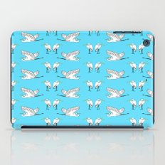 Egret iPad Case