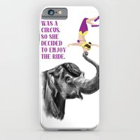 Life is a Circus iPhone 6 Slim Case