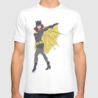 Batgirl [ Alt ] #1 Mens Fitted Tee White SMALL